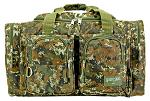 Camping Duffle Bag - Green Digital Camo