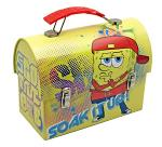 Spongebob Squarepants Tin Workman's Carry-All