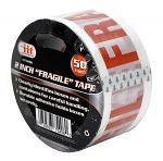 "50-yd. 2"" Fragile Tape"
