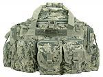 The Humvee Duffle Bag - Digital Camo