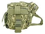 Tactical Messenger Bag - ACU Digital Camo