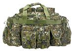 The Tank Duffle Bag (Large) - Green Digital Camo