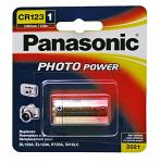 Panasonic CR123 Lithium Photo Battery
