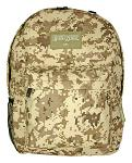 Sport Backpack - Desert Digital Camo