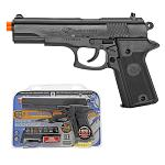 Colt Double Eagle Spring Airsoft Pistol with Target