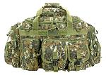 The Humvee Duffle Bag (Large) - Green Digital Camo