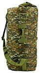 Military Duffle Large - Green Digital Camo