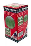 5,000-pc. Ultrasonic .12g Airsoft BB's - Clear Green
