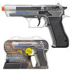Magnum Baby Desert Eagle CO2 Airsoft Pistol - Clear
