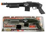 Blackwater Mossberg 500 Cruiser Spring Powered Airsoft Shotgun