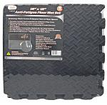 "8-pc. 12"" x 12"" Anti Fatigue Mats"