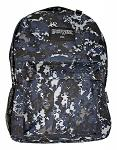 Sport Backpack - Blue Digital Camo