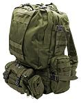 Large Assault Rucksack - OD Green