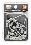15-pc. Inflator Needle Set