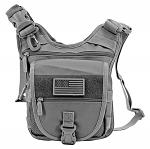 Tactical Sling Range Bag - Grey