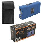 Survivor High Voltage Stun Gun - Blue