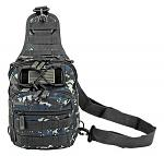 Tactical Hip Pack - Blue Digital Camo
