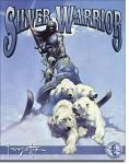 Frazetta Silver Warrior Tin Sign