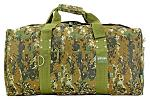 The Duffle Bag - Green Digital Camo