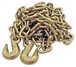 "3/8"" x 16' Tow Chain w/Hooks"