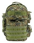 Tactical Elite Pack - Green Digital Camo