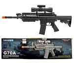 G70A UKArms Spring Powered Airsoft Rifle